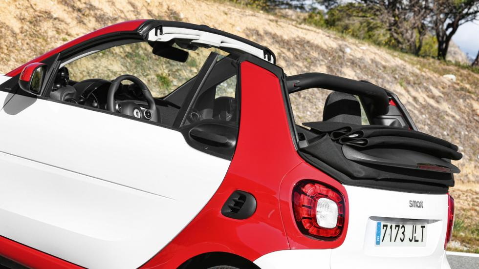 Smart Fortwo Cabrio techo