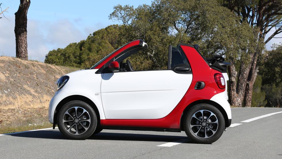 Smart Fortwo Cabrio lateral