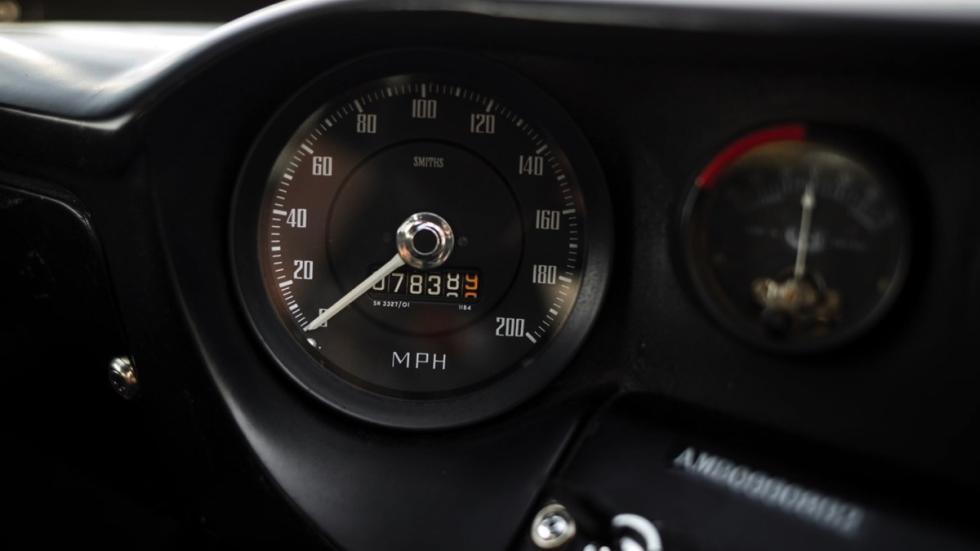 Ford GT40 Mk1 1966 cuentakm