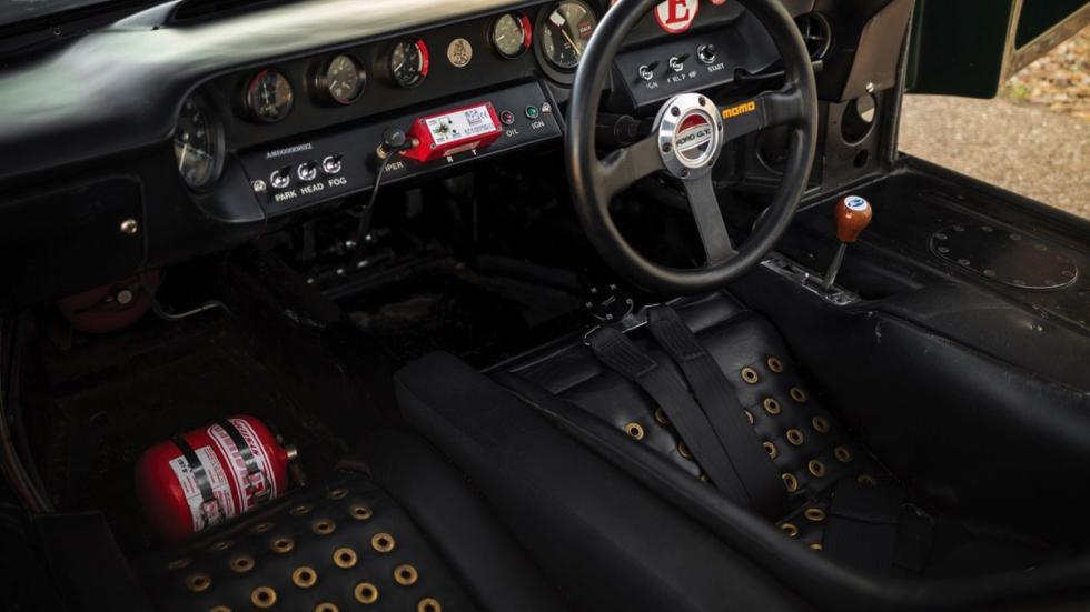 Ford GT40 Mk1 1966 salpicadero