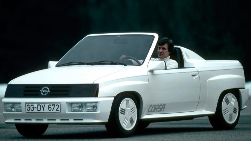 Opel Corsa Spider Concept