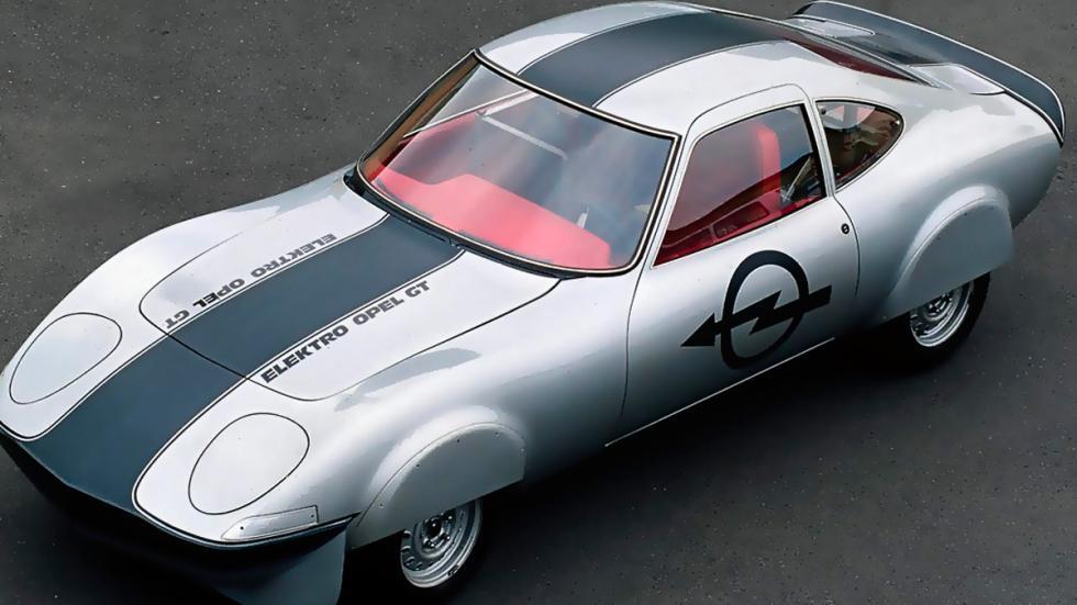 Opel Elecktro GT