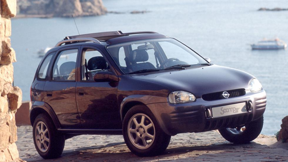 Opel Scamp II