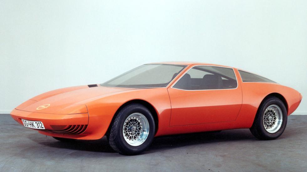 Opel GT/W