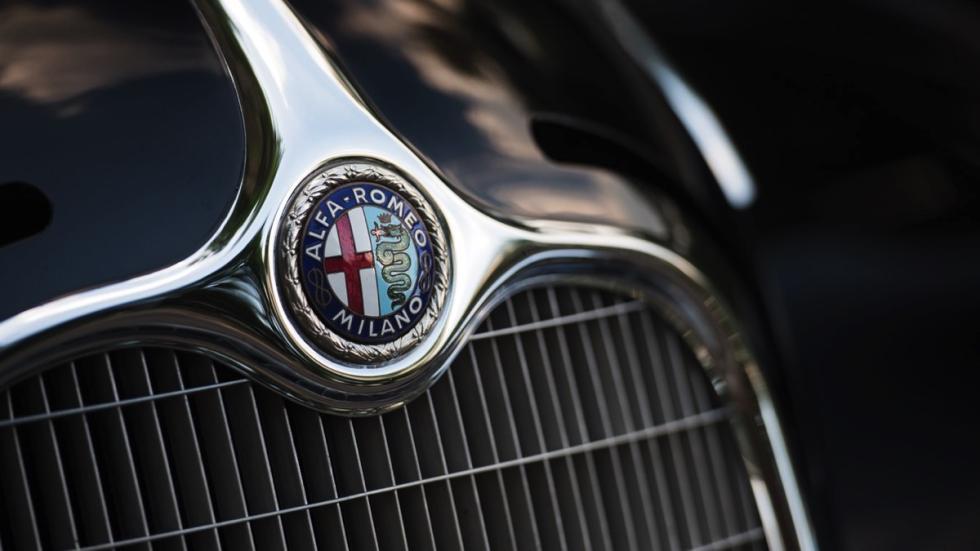 Alfa Romeo 8C 1939 logo