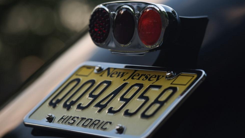 Alfa Romeo 8C 1939 matrícula