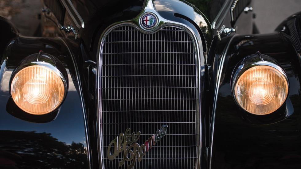 Alfa Romeo 8C 1939 parrilla