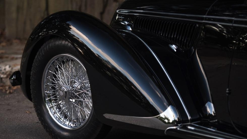 Alfa Romeo 8C 1939 rueda