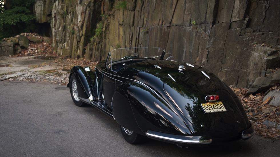 Alfa Romeo 8C 1939 trasera