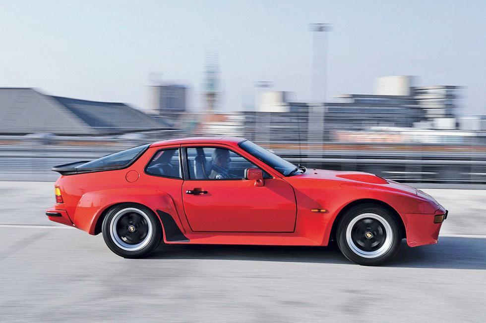 Duelo 4 cilindros: Porsche 718 Cayman S vs Porsche 924 GT