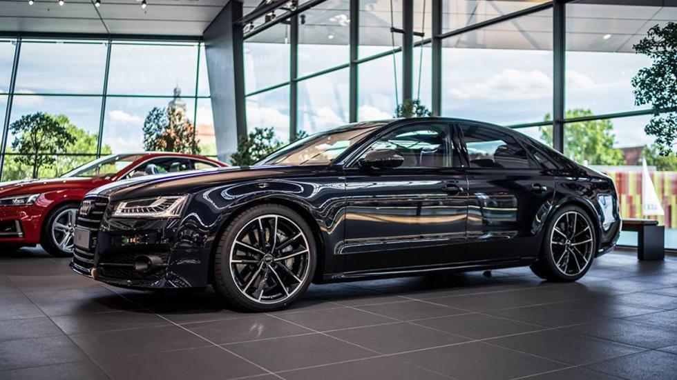 Audi S8 plus Audi Exclusive