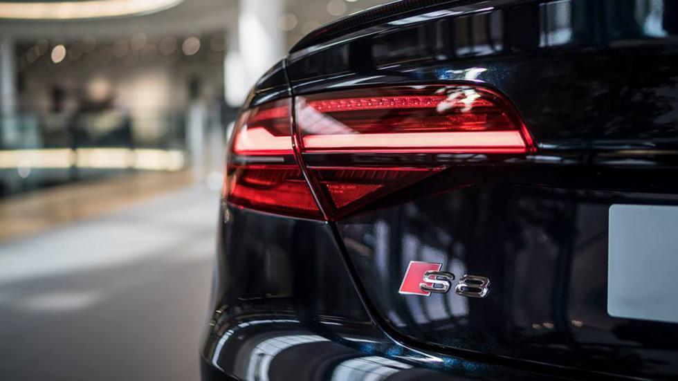 Audi S8 plus Audi Exclusive faro