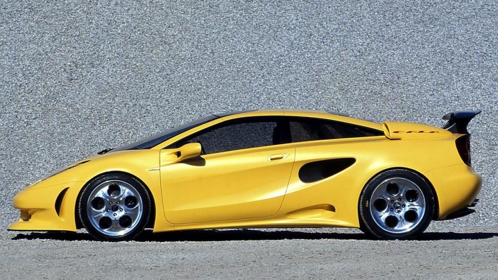 Lamborghini Cala lateral
