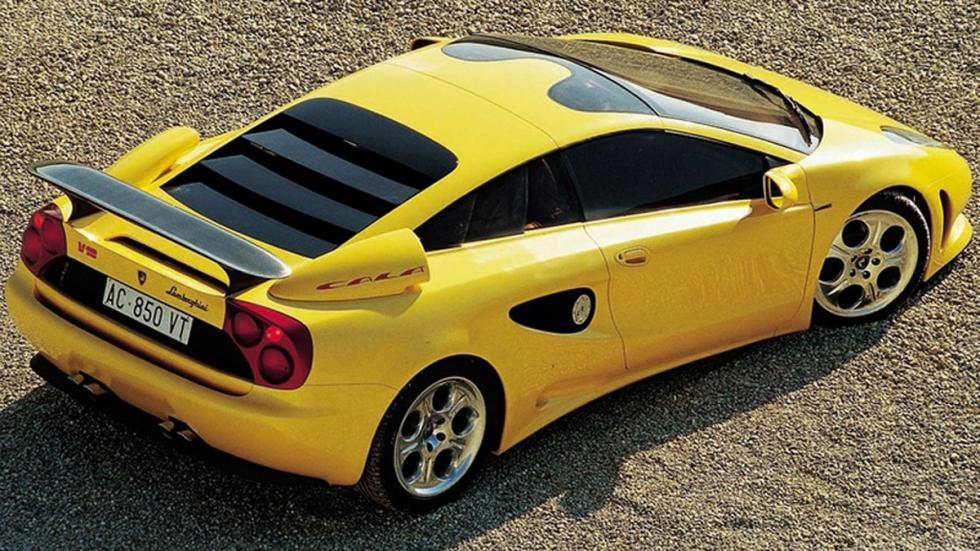 Lamborghini Cala trasera