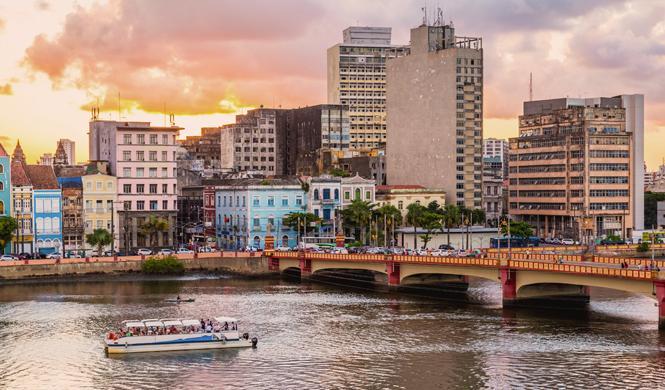 mejores destinos brasil recife