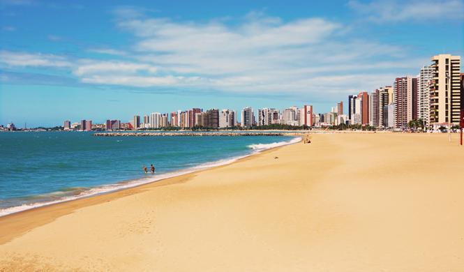 mejores destinos brasil fortaleza