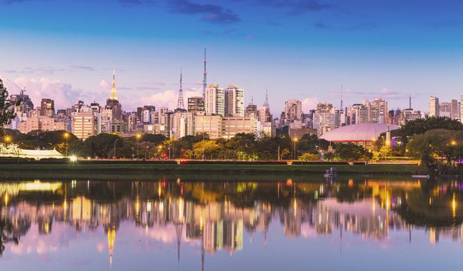mejores destinos brasil sao paulo