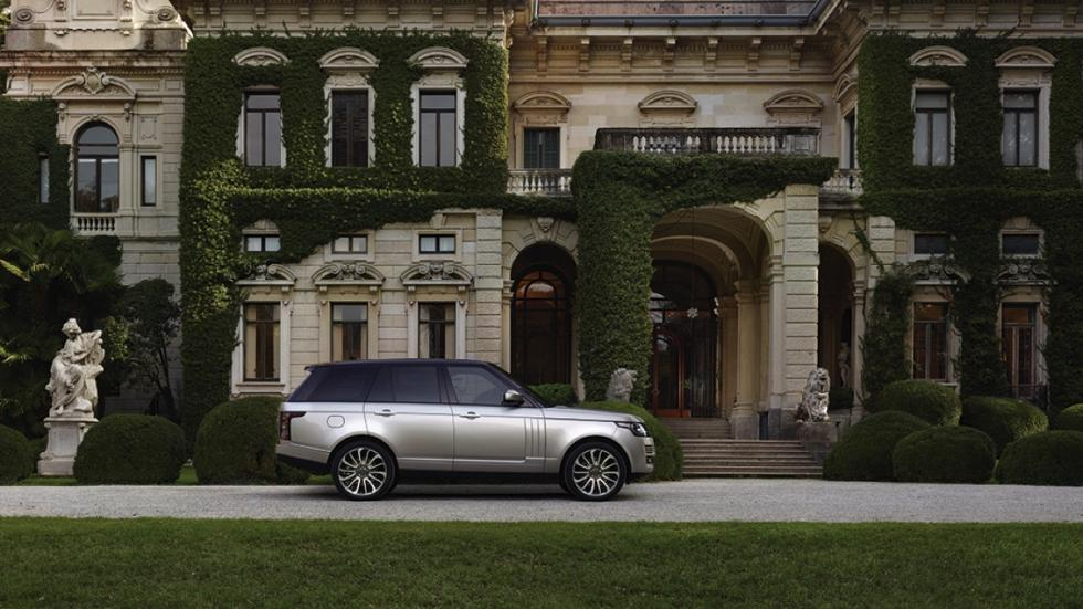 Range Rover 2017 lateral