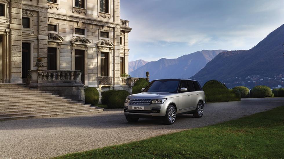 Range Rover 2017 tres cuartos