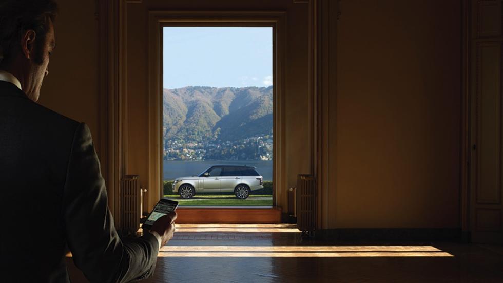 Range Rover 2017 estatica