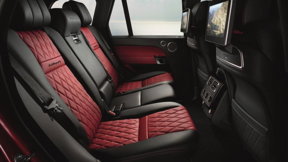 Range Rover SVAutobiography Dynamic asientos
