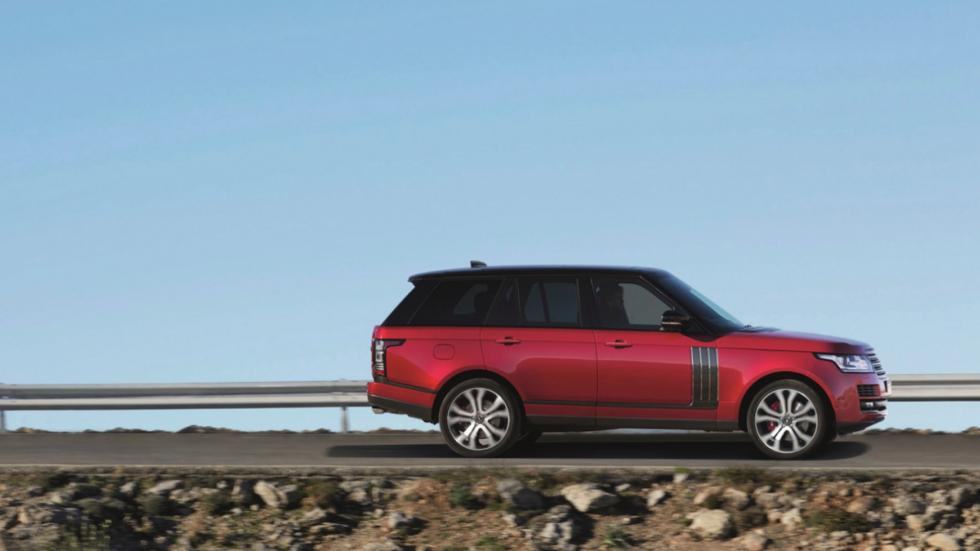 Range Rover SVAutobiography Dynamic lateral