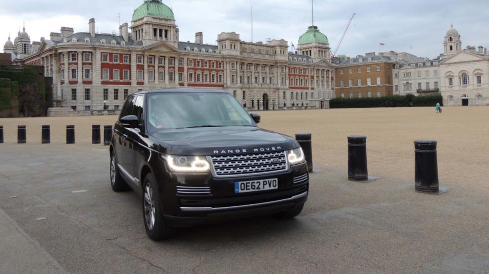 Range Rover del Príncipe Guillermo de Inglaterra 4