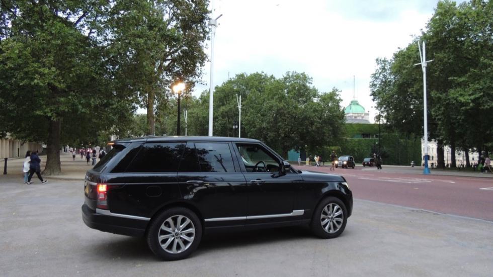 Range Rover del Príncipe Guillermo de Inglaterra 5