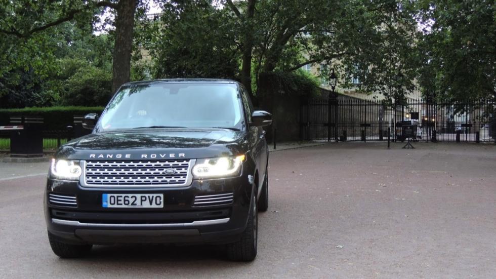 Range Rover del Príncipe Guillermo de Inglaterra 6