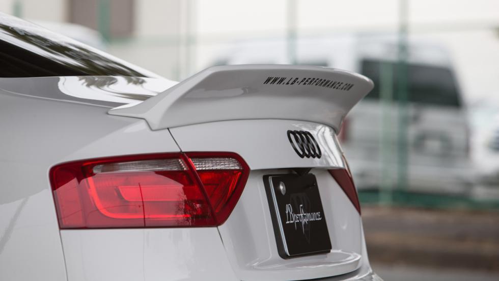 Audi A5 de Liberty Walk maletero
