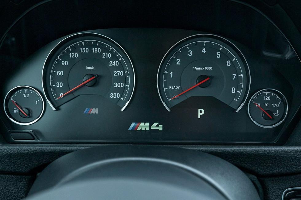 Prueba radical: BMW M4 Competition detalle