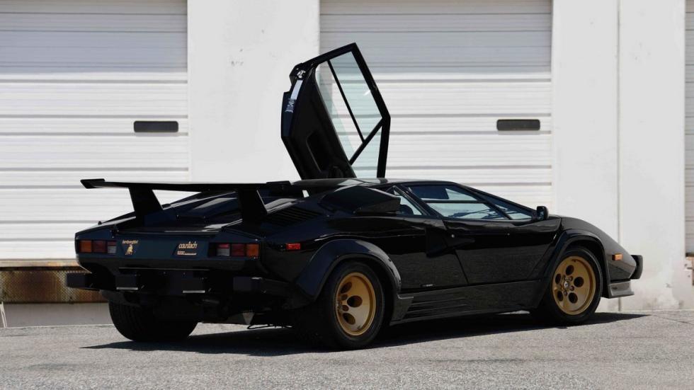 Subasta Lamborghini Countach LP5000 Quattrovalvole