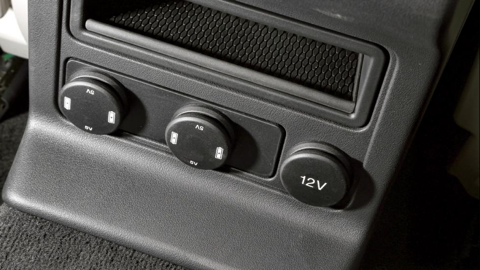 Prueba Jaguar F-Pace 3.0 TDV6 AWD S plazas traseras