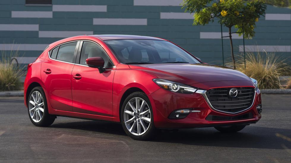 Nuevo Mazda3 2017 delantera