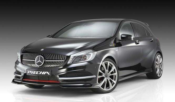 Mercedes con motor renault