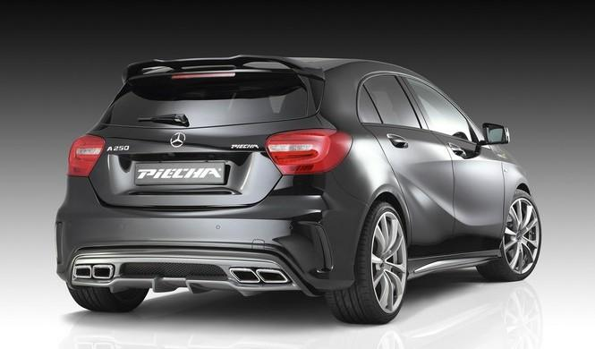 Mercedes Clase A Piecha Design