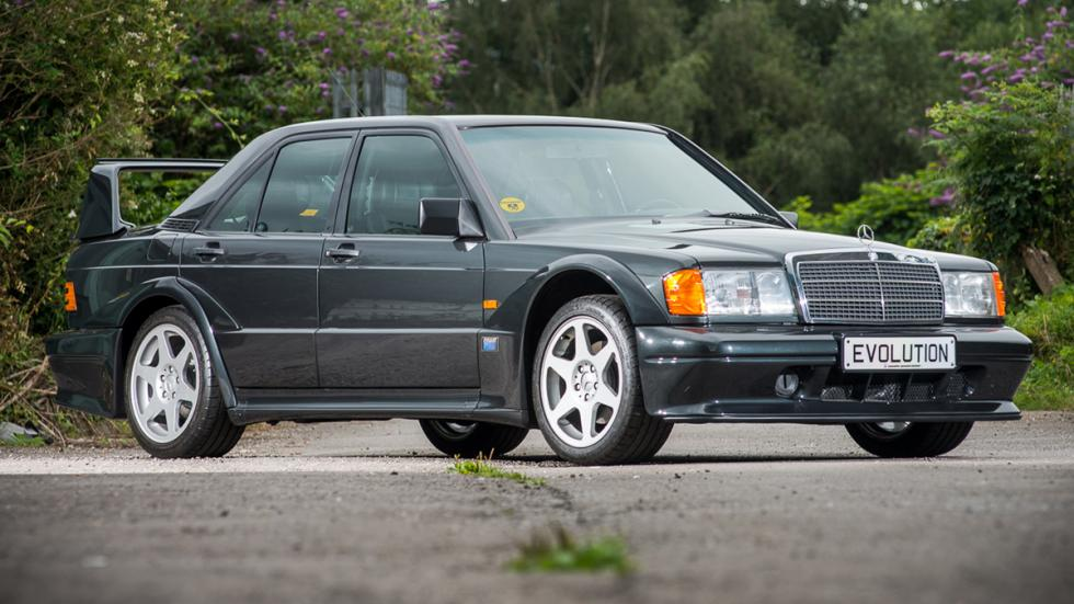 subasta Mercedes 190 E 2.5-16 Evolution II