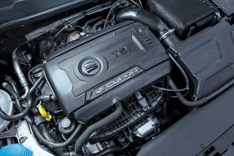 JE Design Seat Leon ST Cupra 280 morro motor