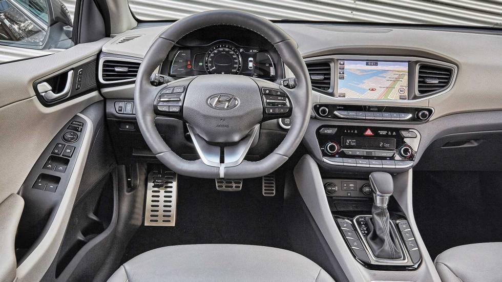 Hyundai ioniq volante