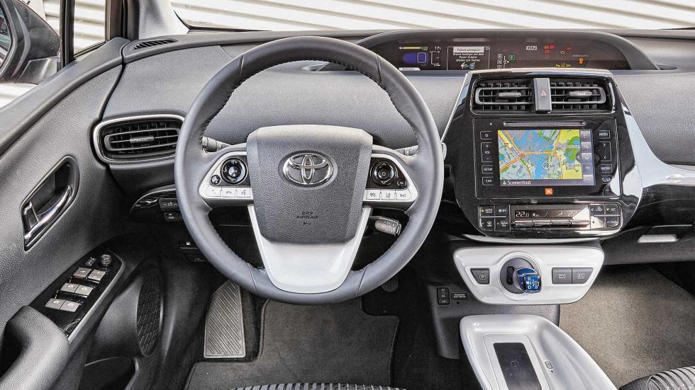 Toyota Prius volante