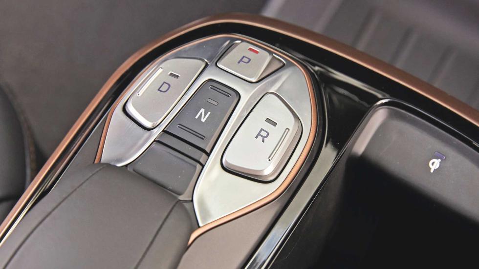 Hyundai Ioniq control