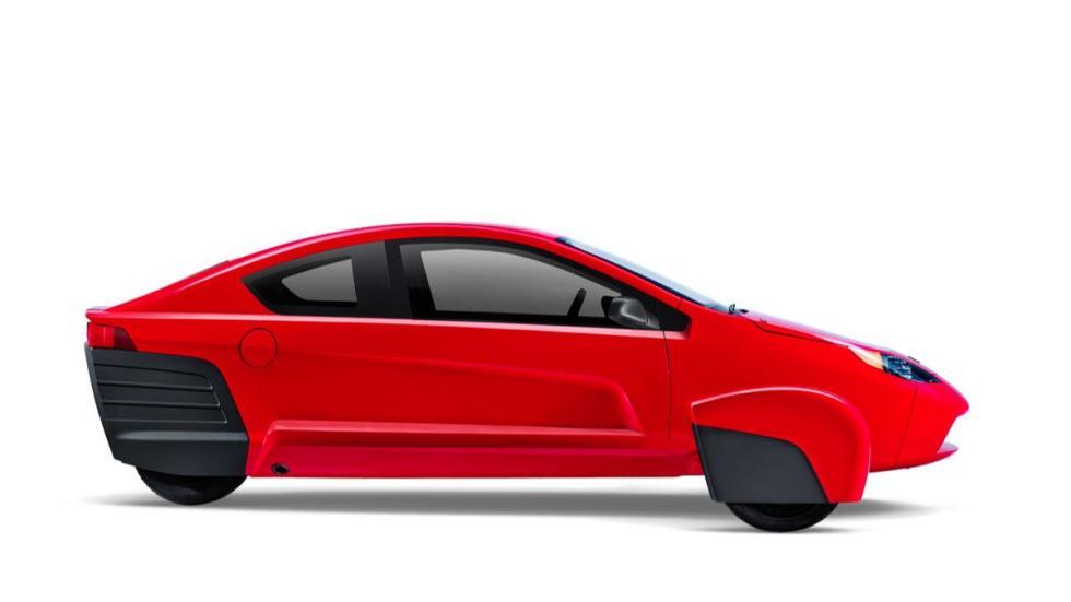 Elio Motors 4