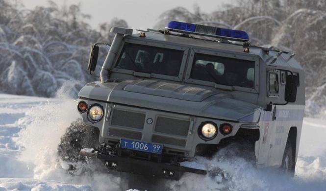 vehiculo militar gaz