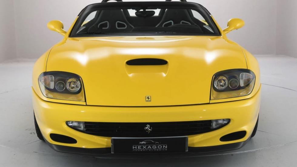 Ferrari 550 Barchetta frontal