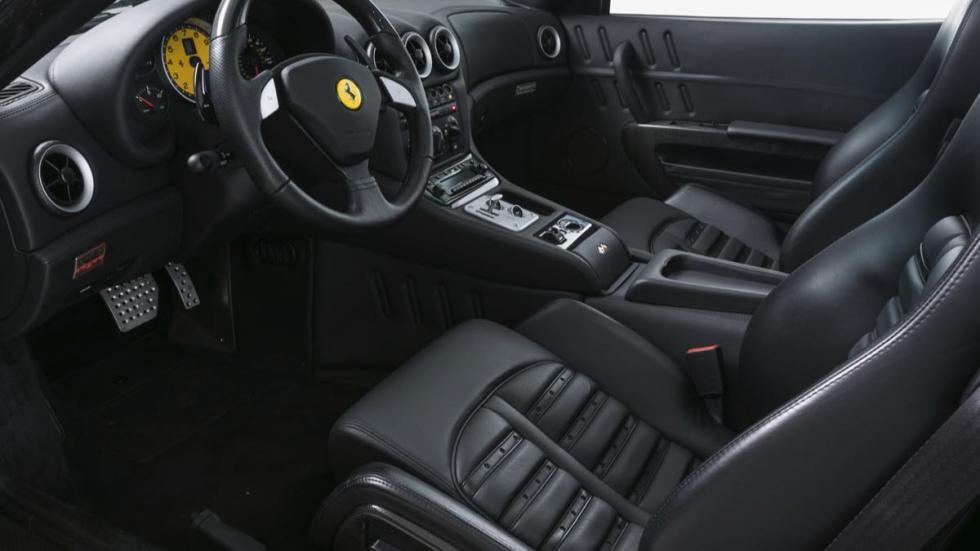 Ferrari 575 Superamerica asientos