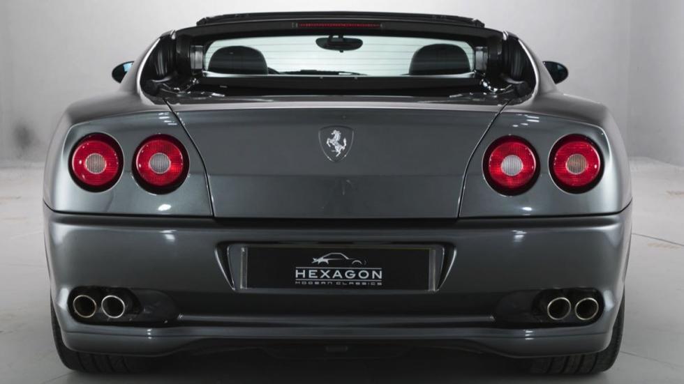 Ferrari 575 Superamerica trasera