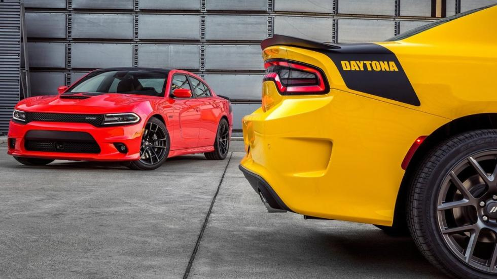 Dodge Charger Daytona y Charger Daytona 392