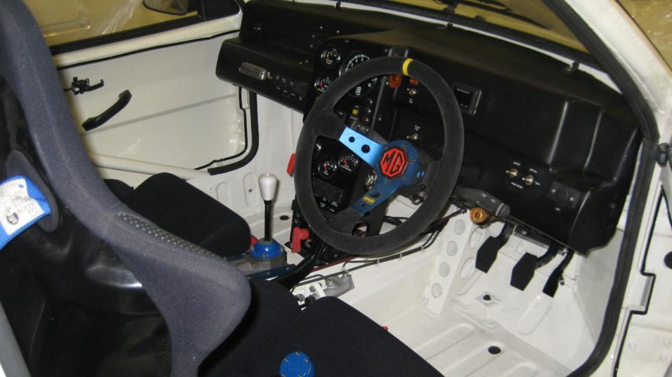 MG Metro 6R4 Colin McRae puesto conducción