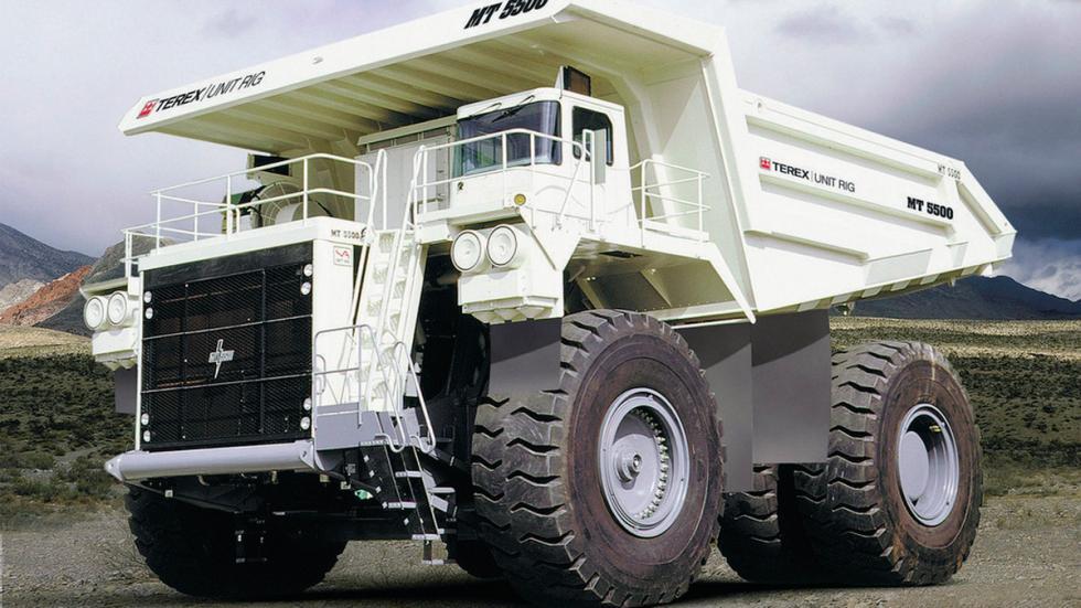 Terex Unit Rig MT5500