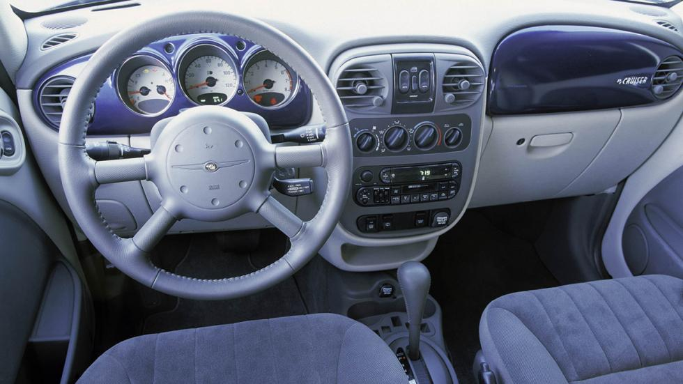 Chrysler PT Cruiser salpicadero